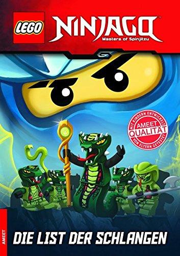 LEGO Ninjago: Die List der Schlangen (Lesebuch)
