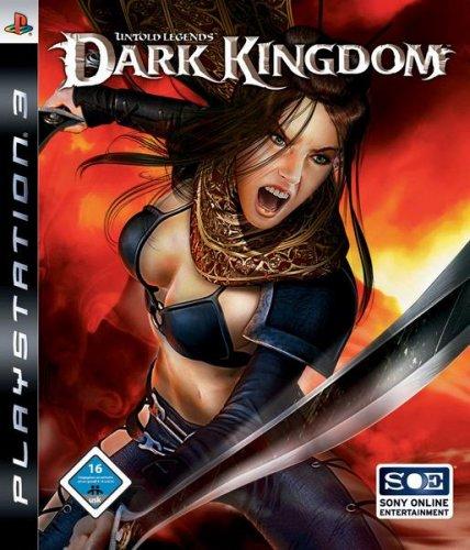 Electronic Arts Untold Legends - Dark Kingdom - Juego (DEU)