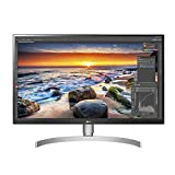 LG 27UK850-W 27' 4K UHD IPS Monitor with HDR10 with USB Type-C Connectivity and FreeSync, White