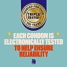 Trojan Ultra Thin Condoms For Ultra Sensitivity, 36 Count, 1 Pack #4