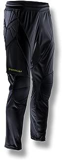 Storelli ExoShield Goalkeeper Pants | Full-Length Padded Soccer Pants | Premium Hip and Knee Protection