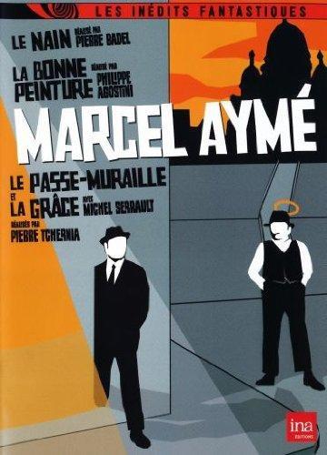 Coffret Marcel Aymé : Le nain + La bonne peinture + Le passe-muraille + La grâce [Francia] [DVD]