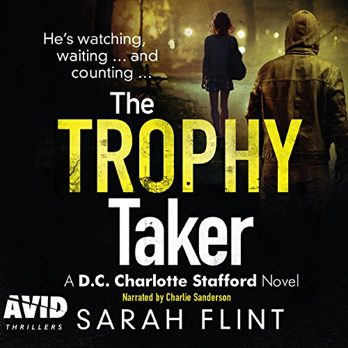 The Trophy Taker audiobook cover art