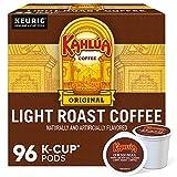Kahlua Original, Single-Serve Keurig K-Cup Pod, Light Roast Coffee, 24 Count (Pack of 4)