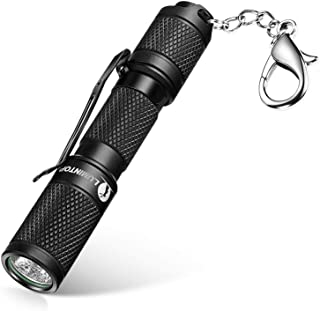 Lumintop tool aaa mini edc flashlight with 1 aaa battery handheld flashlight keychain flashlights