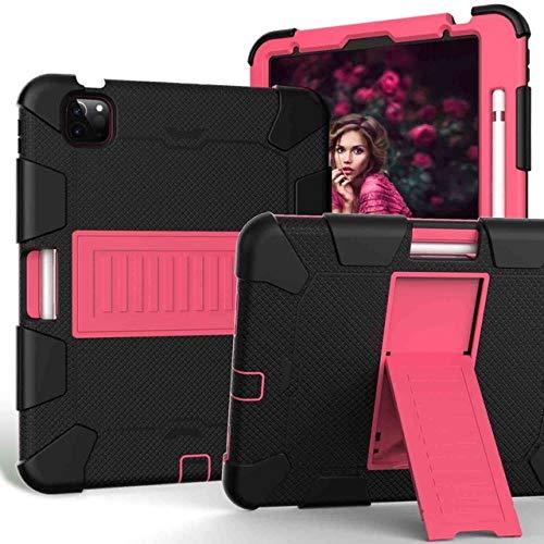 LIUCHEN Caja de la tabletaFunda para Tableta para iPad Air 4 Funda Resistente para PC Resistente de 10,9 Pulgadas para iPad Air 4th, 8