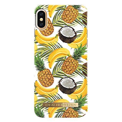IDEAL OF SWEDEN Banana Coconut Handyhülle für iPhone X