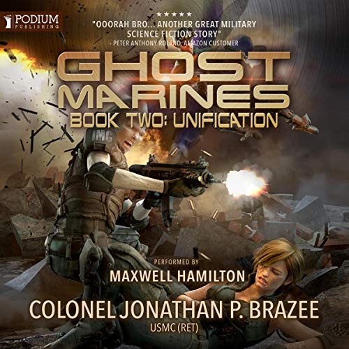 Unification audiobook cover art