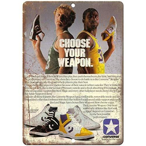 VEHFA Larry Bird Magic Johnson Converse Weapons 12