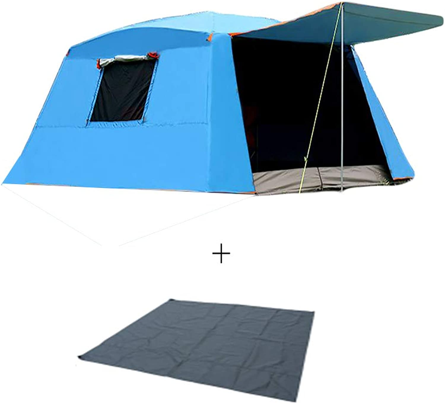 Beach Pergola, 610 People Leisure Camping Folding Outdoor Sunshade Rainproof Breathable Sunscreen Fishing Tent