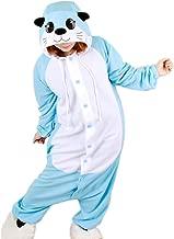 WOTOGOLD Animal Cosplay Costume Otter Unisex Adult Pajamas