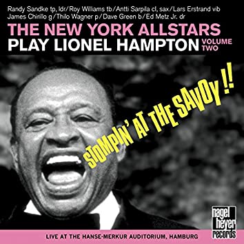 Stompin' at the Savoy!! (Live)