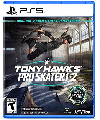Tony Hawk Pro Skater 1+2 - PlayStation 5 Standard Edition