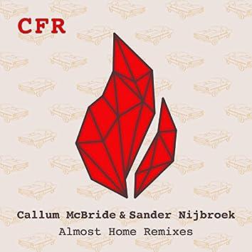 Almost Home (Remixes) [feat. Sander Nijbroek]
