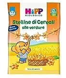 Hipp Hipp - Stelline Di Cereali Bio Alla Frutta E Verdura, 9 Confezioni Da 30 G - 270 g