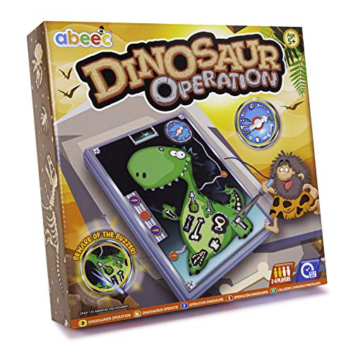 abeec Dinosaur Operation - Dinosaur Operation Game for Boys - Board Game...