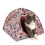 FXQIN Tragbare Hund Katze Zelte Haustier, Reisebett Pop Up Beach Tipi...