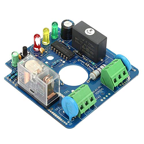Nologo YO-TOKU Pressure Control Module Pressure Controller Board for Water Pump Automatic Pressure Control Electronic Switches Modules CE