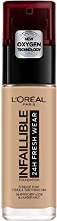 L'oreal L'oreal Paris Infallible 24hr Freshwear Liquid Foundation 220 Sand 30ml