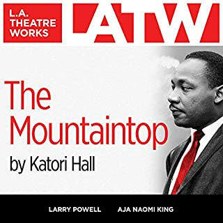 The Mountaintop audiobook cover art