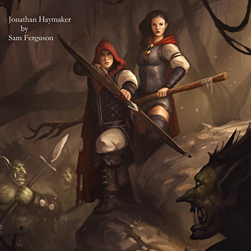 Jonathan Haymaker audiobook cover art