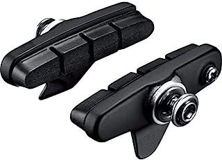 Shimano 88T98020 - Zapatas 1 Par Completas Br-5800, color negro