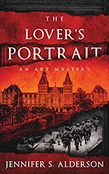 The Lover's Portrait: An Art Mystery (Zelda Richardson Mystery Series Book 1) by [Jennifer S. Alderson]