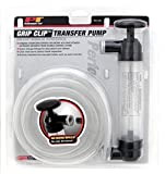 Performance Tool W1156 Grip Clip Siphon Fluid Transfer Pump Kit for Water, Oil, Liquid, and Air