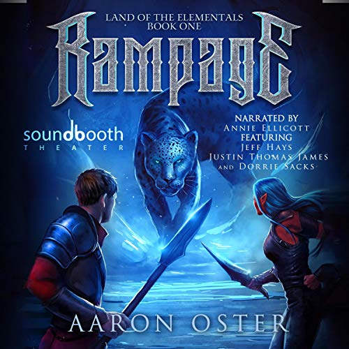 Rampage Audiobook By Aaron Oster cover art