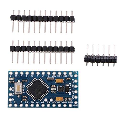H HILABEE Arduino PRO MINI ATMEGA328 5V/16M MWC Avr328P Module De Développement 33x18mm