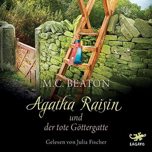 Agatha Raisin und der tote Göttergatte Titelbild