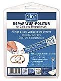 Reparación de limpieza para el oro y plata joyas 4-in-1 concentrado eliminador de arañazos