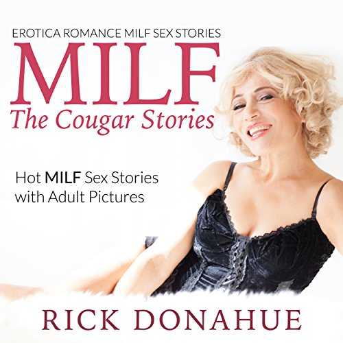 MILF: The Cougar Stories audiobook cover art
