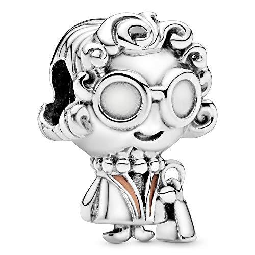 Pandora Women Silver Bead Charm 798014EN190