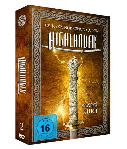 Highlander - Staffel 2 (LimitedEdition) [8 DVDs]