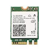 Intel 3165 3165NGW 3165AC Dual Band Wireless AC + Bluetooth4.0 Mini NGFF wifi card 802.11AC 3165 Wireless Wifi Card