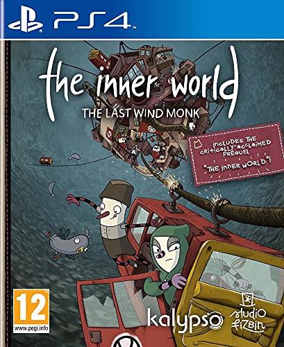 The Inner World: The Last Windmonk - PlayStation 4 [Importación inglesa]