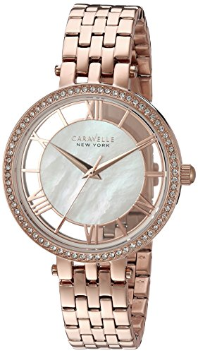 Caravelle New York Women's Quartz...