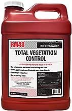 RM43 43-Percent Glyphosate Plus Weed Preventer Total Vegetation Control, 2.5-Gallon