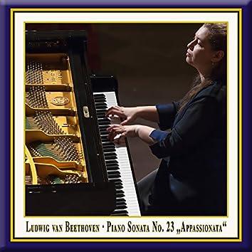 """Beethoven: Piano Sonata No. 23 in F Minor, Op. 57 """"Appassionata"""""""