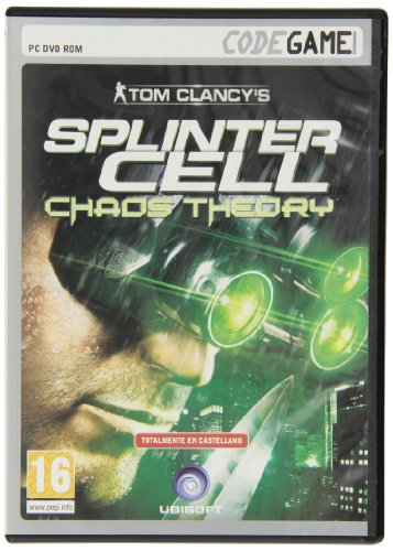 Codegame: Tom Clancy'S Splinter Cell Chaos Theory