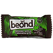Beond - Organic Apple & Cinnamon Bite - 36 x 15g