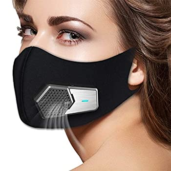 Personal Wearable Air Purifiers,Portable mini air purifier for Sports Cycling Running and other Outdoor sports