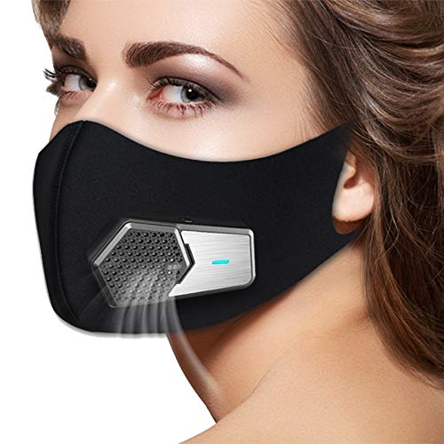 Personal Wearable Air Purifiers,Portable mini air purifier, for Sports, Cycling, Running and other Outdoor sports