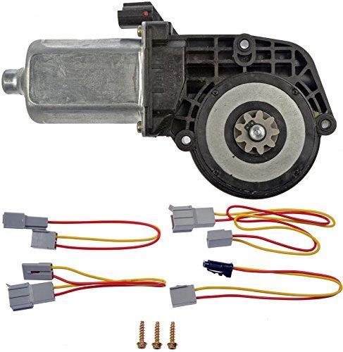 Dorman 742-251 Power Window Motor for Select Models , Black