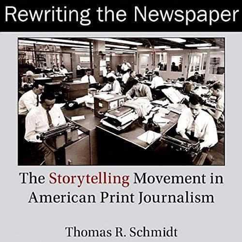 Rewriting the Newspaper audiobook cover art