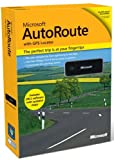 Microsoft AutoRoute Euro 2011 w/GPS, x32, WIN, 1u, DVD, BOX, ENG