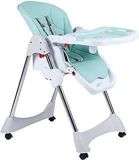 Trona 3 en 1 para niños con bandeja y ruedas, silla