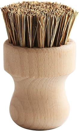 po/êle Anti-adh/ésive Couleurs Assorties Taille 12 x 7,6 x 1,5 cm Anti-Rayures sur Les fen/êtres Huile LuLyLu /Éponge de Nettoyage de Cuisine en Cellulose pour enlever Les Taches tenaces 8 pi/èces