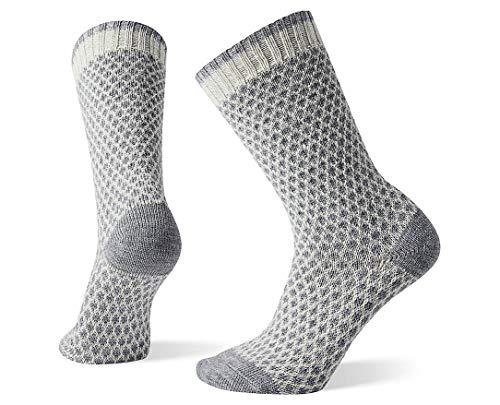 Smartwool Women's Popcorn Polka Dot Crew Socks